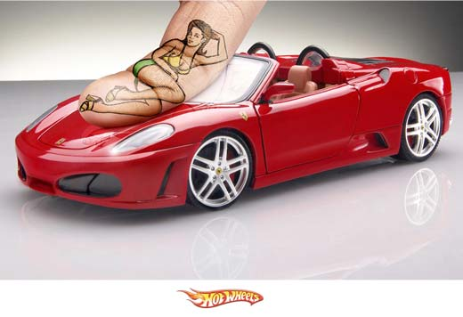 hotwheelsred