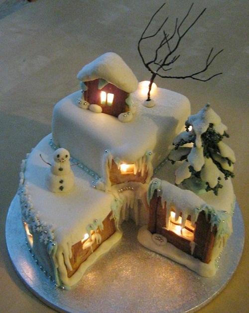 imponente-cake-de-Navidad-la-casita-de-jengibre